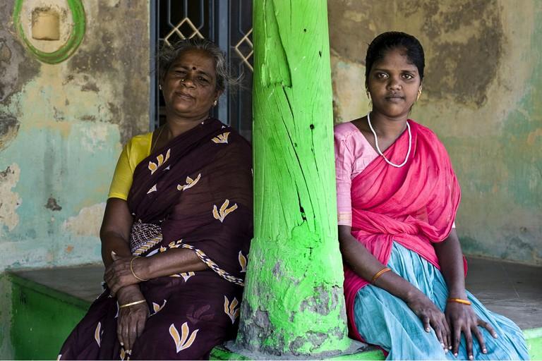 Tharangambadi is a fishing village