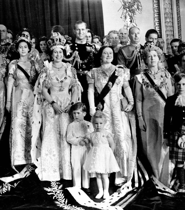 The Royal Family, 1953