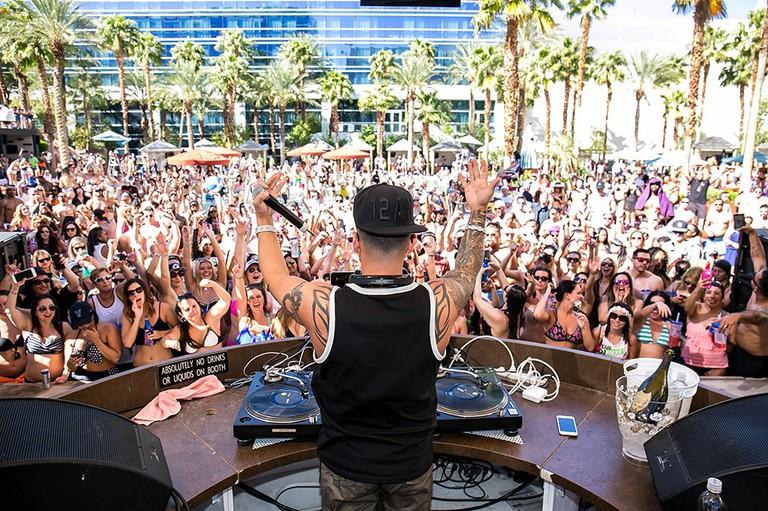 Rehab Pool Party, Las Vegas | © MediaPunch/REX/Shutterstock