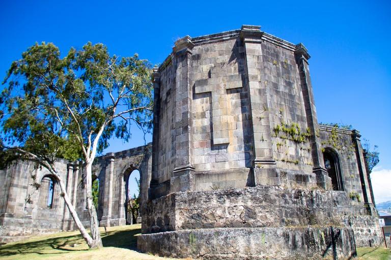 Monumental ruins