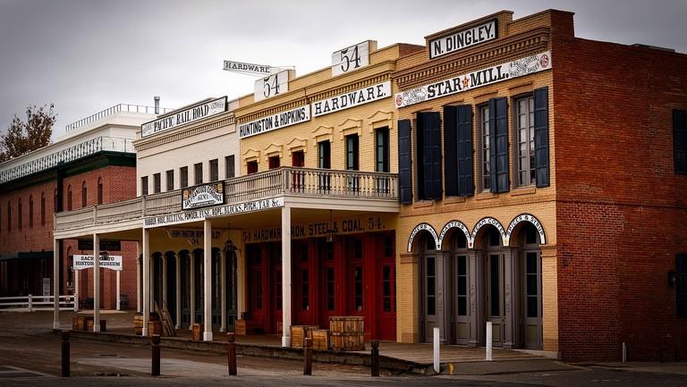 Old Sacramento | tpsdave / Pixabay