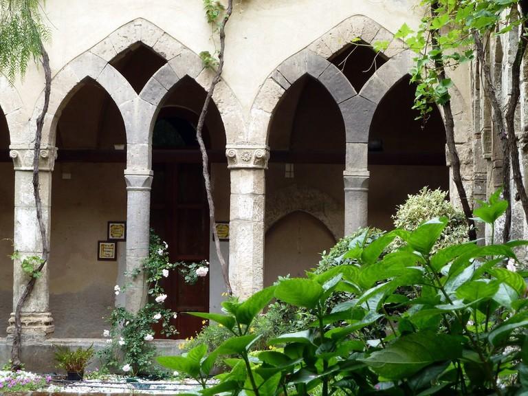 Saint Francis Church (Chiesa San Francesco), Sorrento - Cloister©Dave & Margie Hill / Kleerup/Flickr