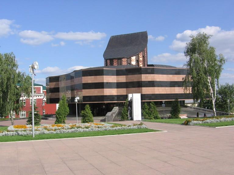 Museum of War and Work Efforts, Saransk