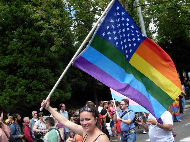 Seattle Pride Parade   © Rob Wynne / Flickr