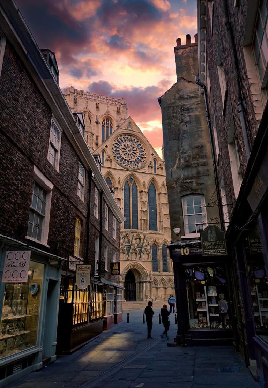 Shambles, York | © Darren Flinders/Flickr