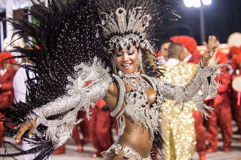 Samba School parade in Sambodromo | © CP DC Press/Shutterstock