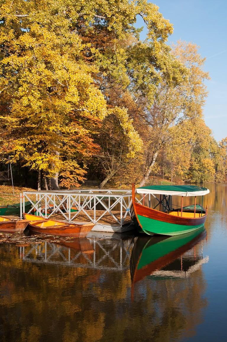 Lazienki Park in central Warsaw | © Agnieszka Jankowska/Shutterstock