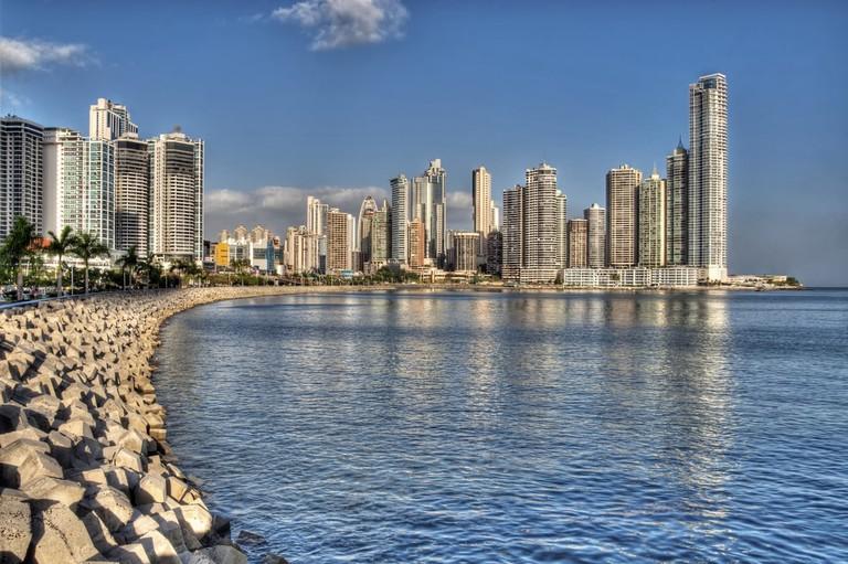 Panama City Skyline | © Michael G. Mill/Shutterstock