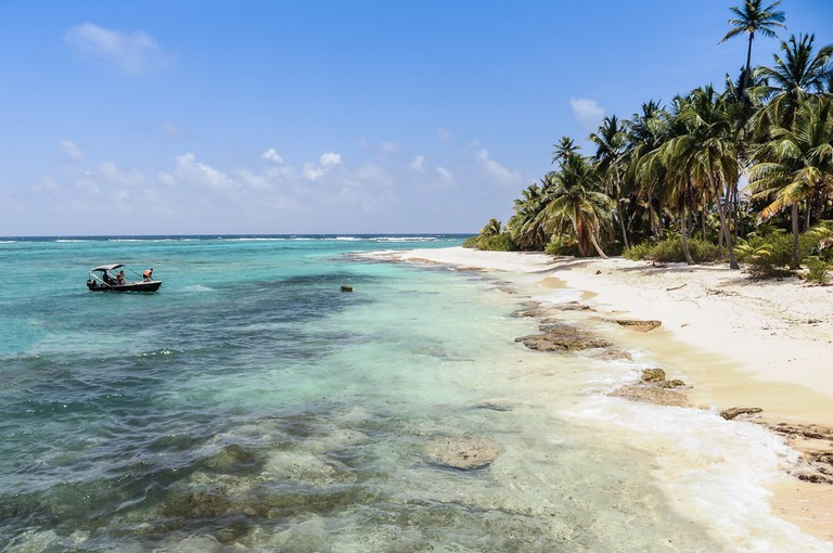 San Andres Island, Colombia | © DC_Aperture/Shutterstock