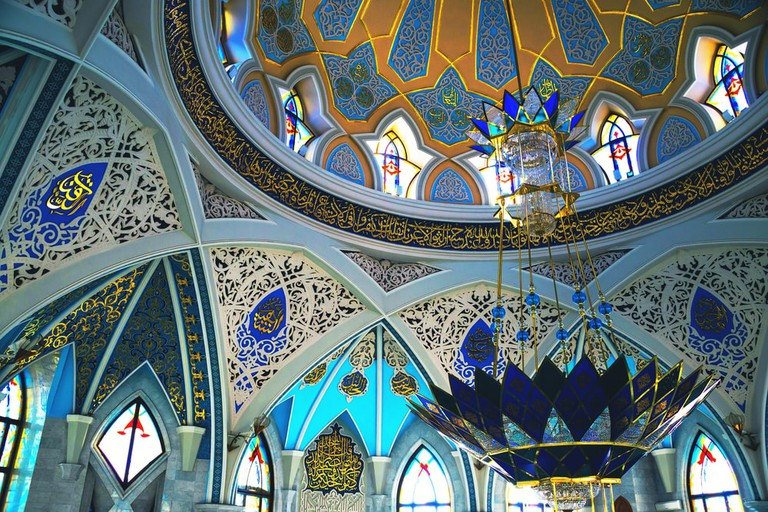 Kul Sharif Mosque, Kazan