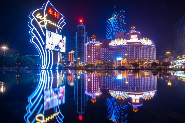 Macau Galaxy Casino | © BigBoom/Shutterstock