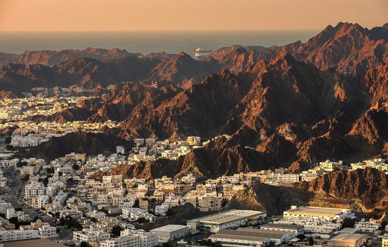 g in Muscat, Oman | © Frantisek Staud/Shutterstock