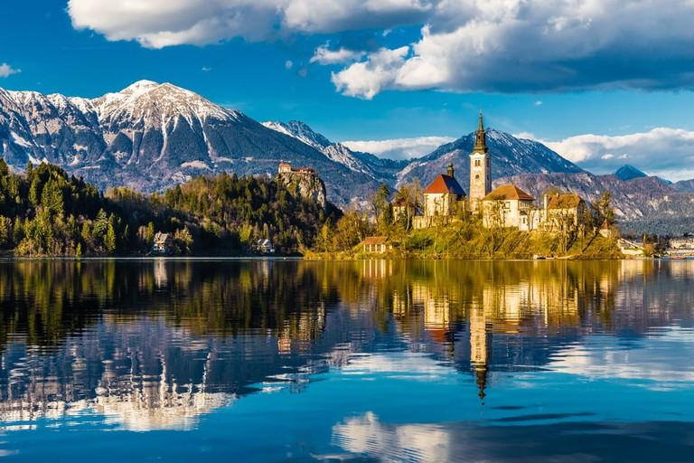 The wonder of Lake Bled