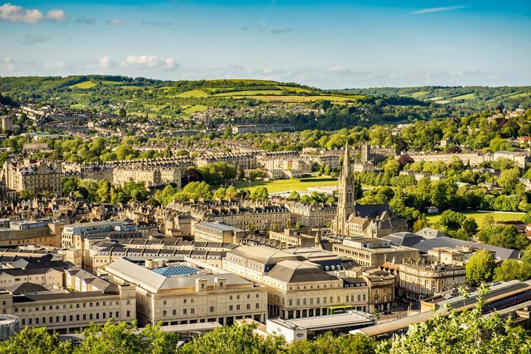 Bath, England | © Valdis Skudre/Shutterstock