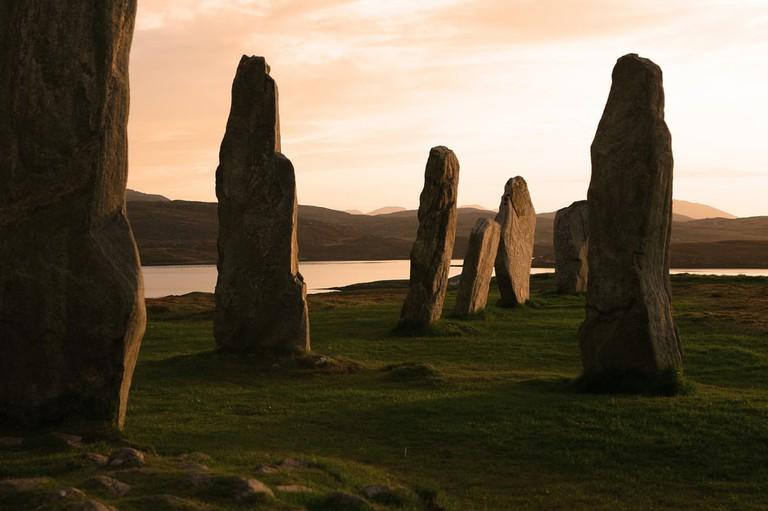 Ancient stones at dusk | © Joe Gough/Shutterstock