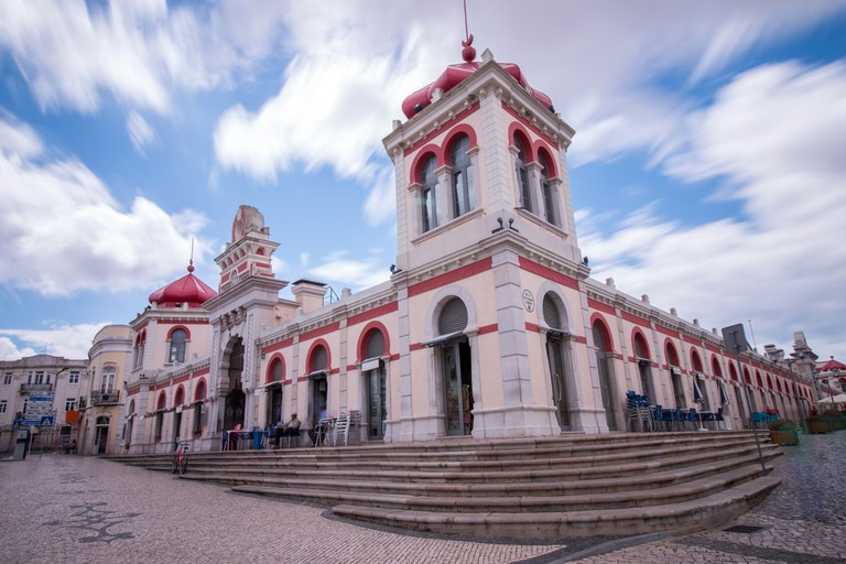 The market of Loule city, Portugal   © Mauro Rodrigues/Shutterstock