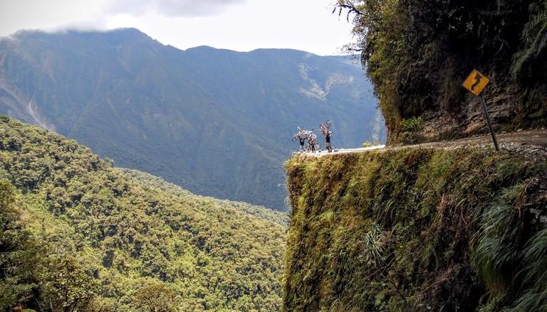 Bolivia's 'Death Road'