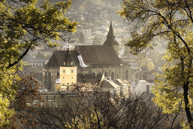 Medieval city of Brasov, Transylvania, Romania | © corin mihaila/Shutterstock