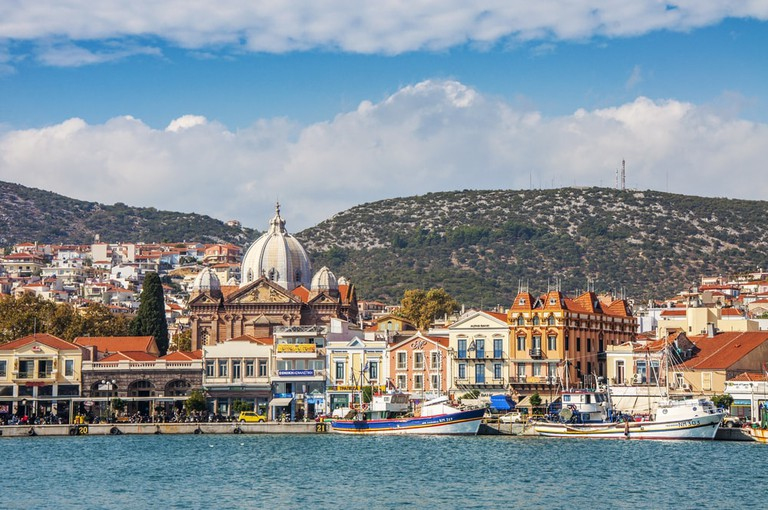 City of Lesvos, Greece | © Nejdet Duzen/Shutterstock