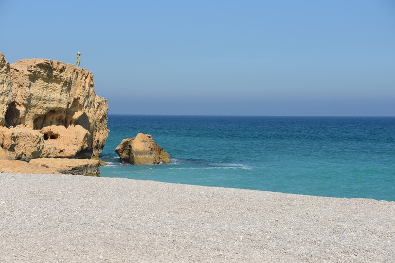 Tiwi Beach in Oman | © worapan kong/Shutterstock