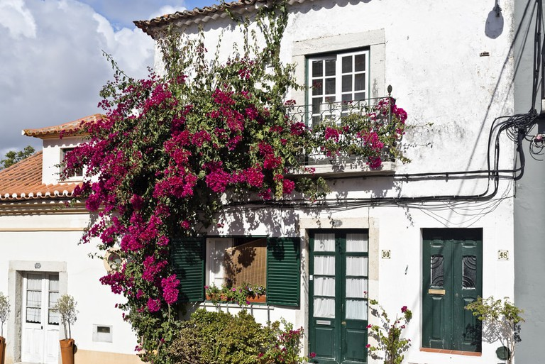 Traditional Portuguese house in Azeitão | © RibeiroAntonio/Shutterstock