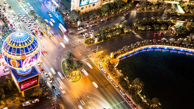 The Las Vegas strip | © Miune/Shutterstock