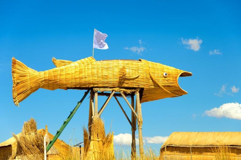 Uros Fish