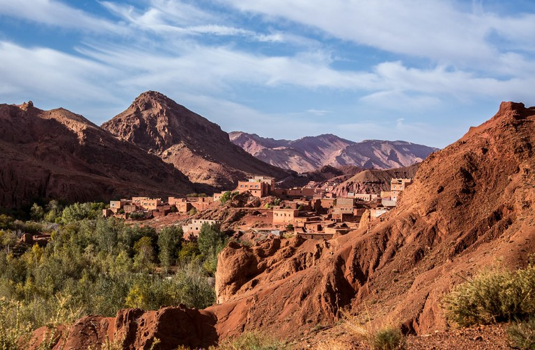 Village in the Atlas mountains, Morrocco | © Ermakova Nadezhda/Shutterstock