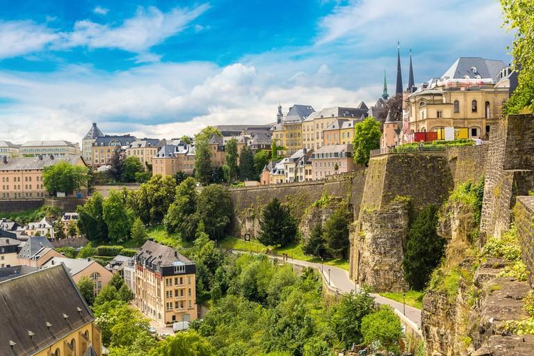Luxembourg | © S-F / Shutterstock