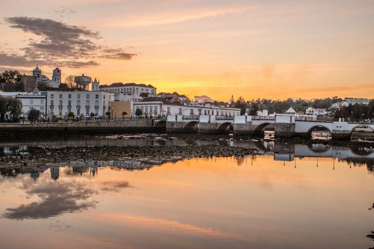 Tavira City in the Algarve | © GViegas/Shutterstock