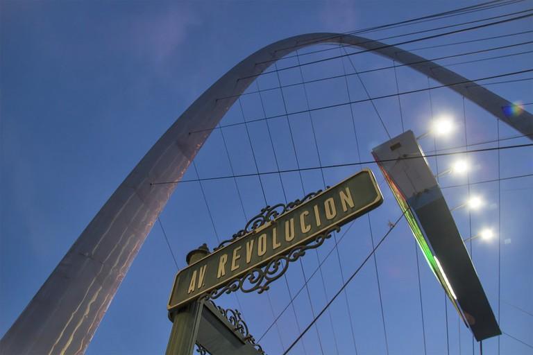 The Millenium Arch in Tijuana | © Denis Kabanov/Shutterstock