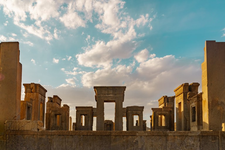Ancient Ruins of Persepolis | © Catay/Shutterstock
