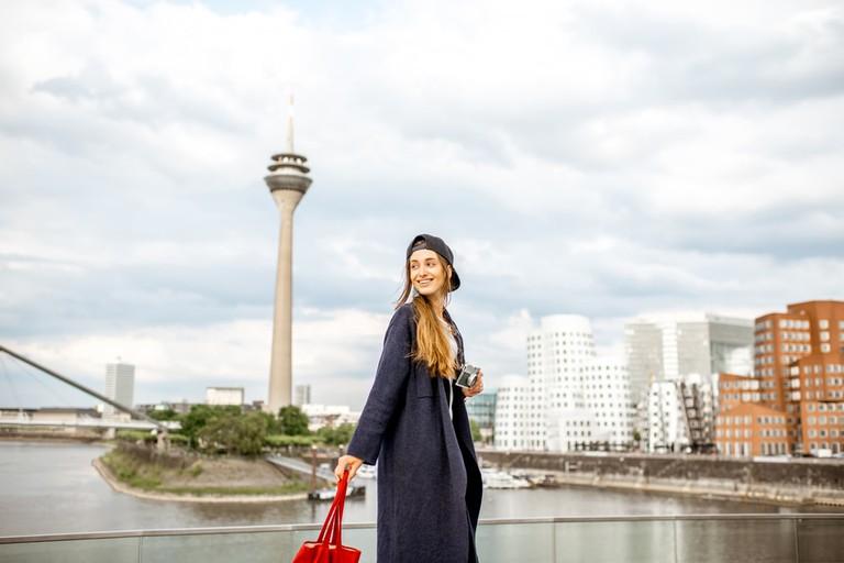 Wandering in Dusseldorf | © RossHelen/Shutterstock