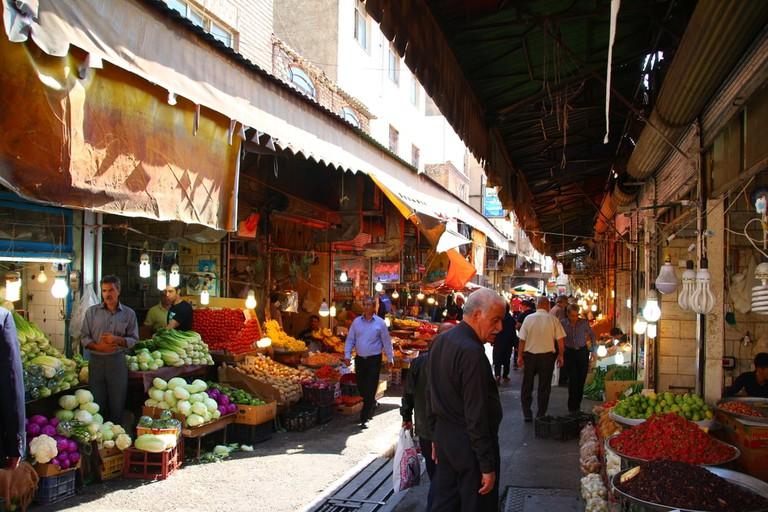 Big Bazaar in Tehran, Iran | © Victor Merino/Shutterstock