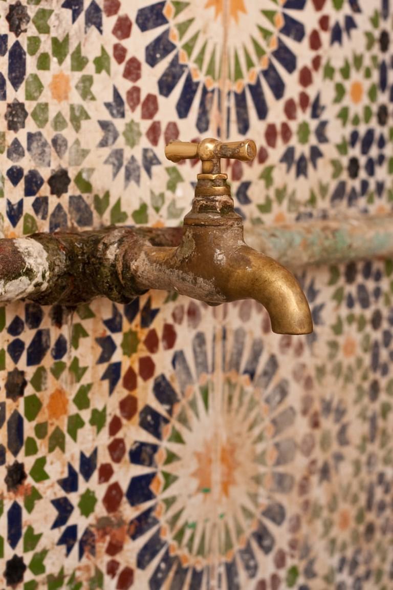 Moroccan hammam