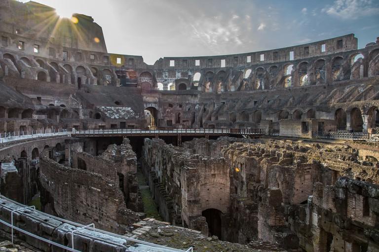 Colosseum, Rome   © Michal 11/Shutterstock