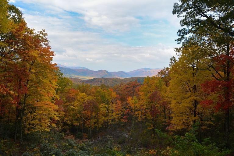 The Great Smoky Mountains CC0 Pixabay