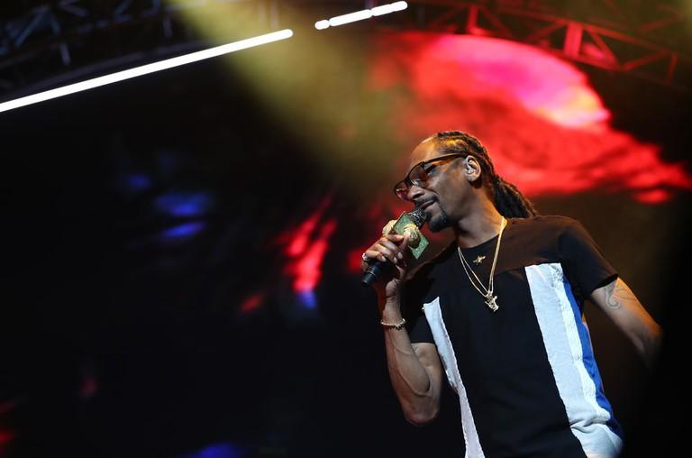 Snoop Dogg sang for Akshay Kumar's film in 2008