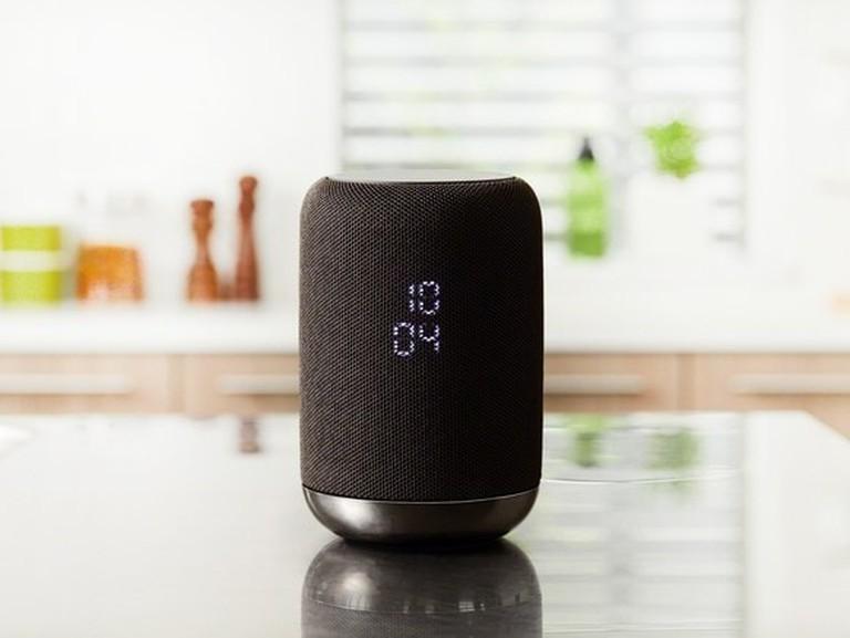 Google Assistant Built-in Wireless Speaker