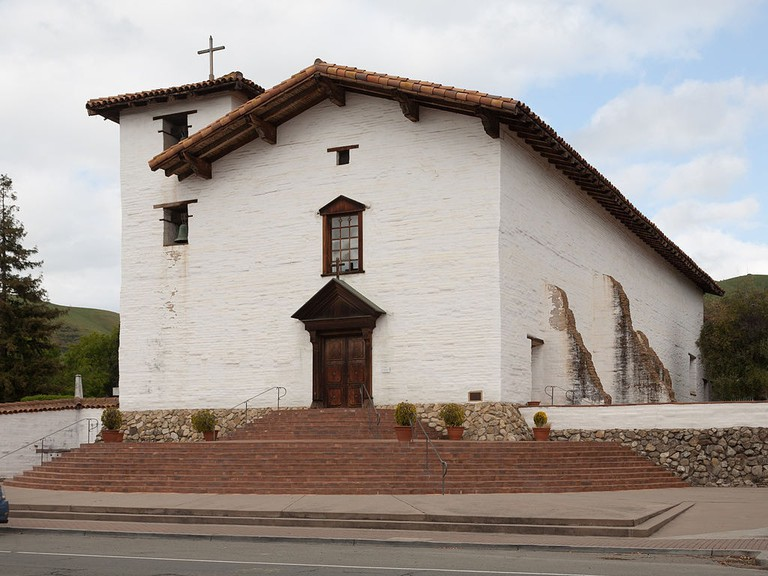 Traditional Spanish mission | © King of Hearts / Wikimedia Commons