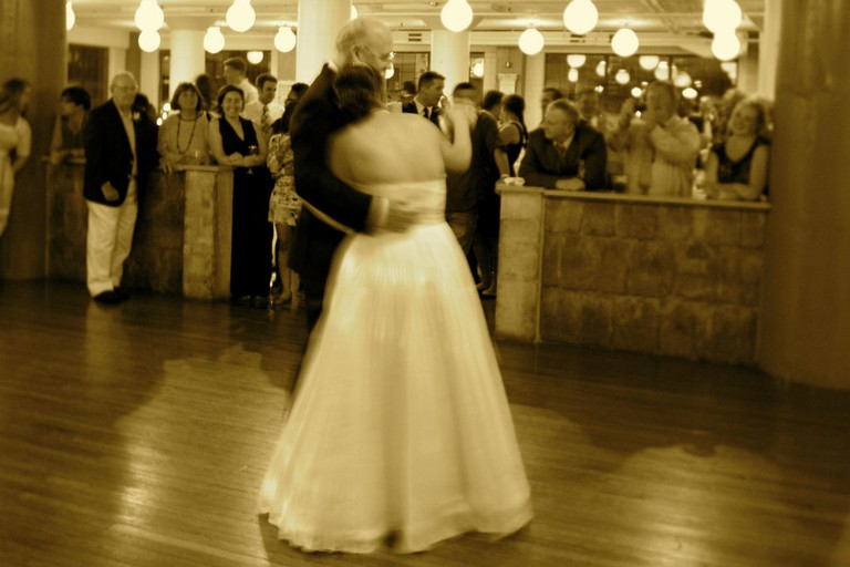 A wedding reception at the St. Louis City Museum |© Daniel X. O'Neil / Flickr