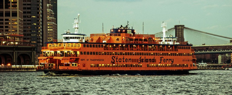 Staten Island Ferry l Phil Dolby/Flickr