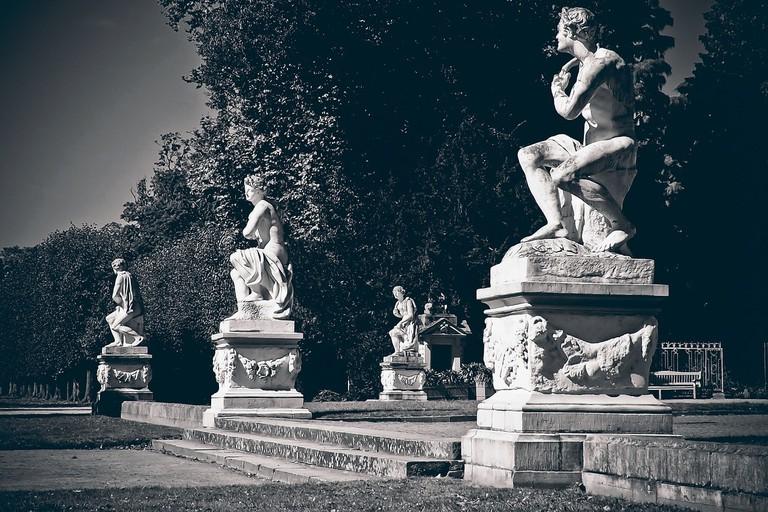 Benrath Palace Sculptures