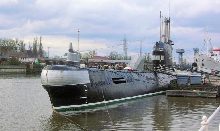 Submarine B413
