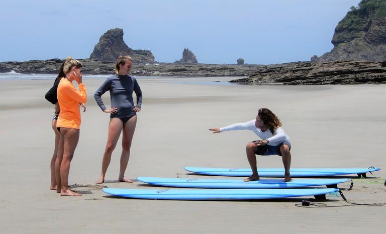 Surf class Maderas