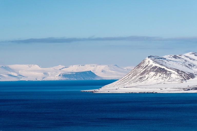 Svalbard CC0 Pixabay