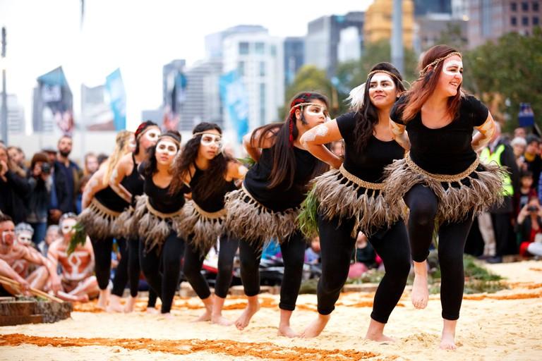 Tanderrum Courtesy Melbourne Festival