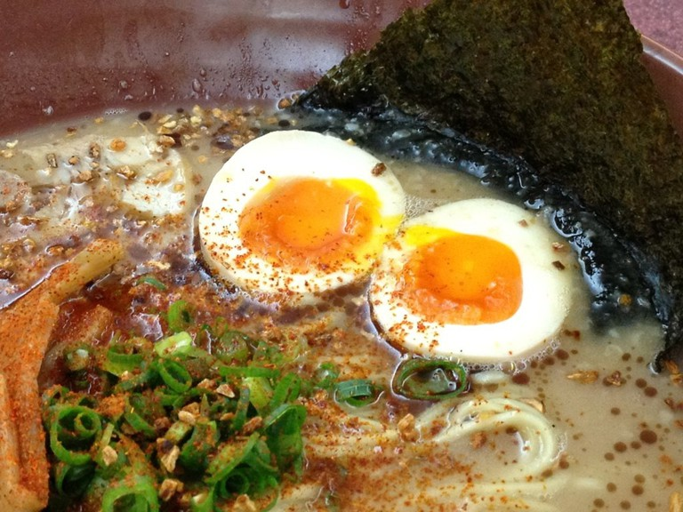 Buenos Aires goes wild for spicy ramen