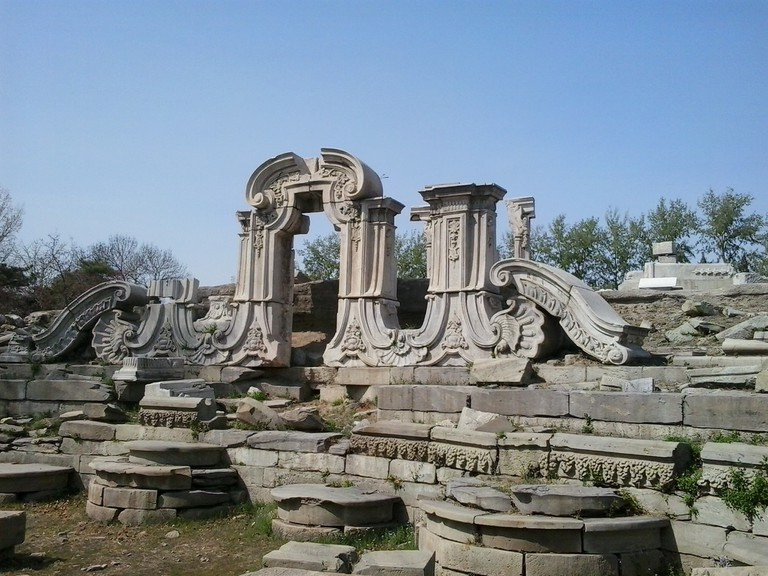 The Dashuifa Site of the Old Summer Palace