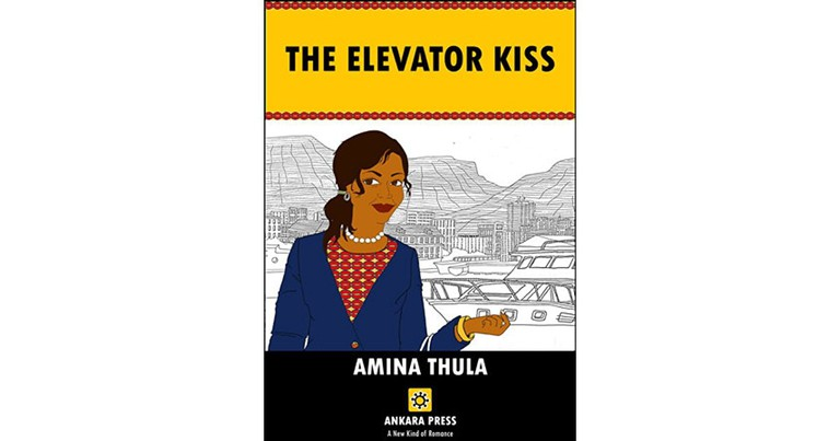 The Elevator Kiss book cover